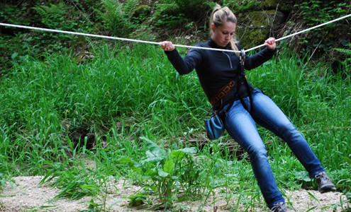 Abenteuer Schluchtwald Foto Derntl