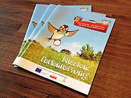 Kinderabenteuerheft Mission PerlenrettungMission Perlenrettung Broschüre