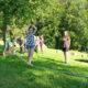 Naturpark_Camp_2018_Auf die Slackline fertig los