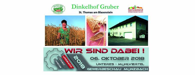 Dinkelhof Gruber_Gewerbeschau Münzbach