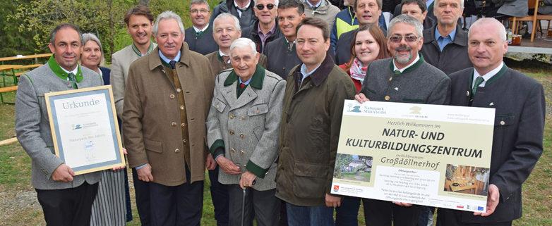 Alle Ehrengäste_Foto Kriechbaumer Karl