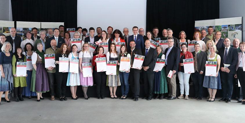 Zertifikatsverleihung_NupPartner_1_Foto_LandOÖ Vanessa Ehrengruber