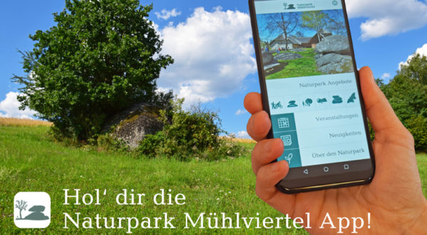 Neu: Naturpark-App