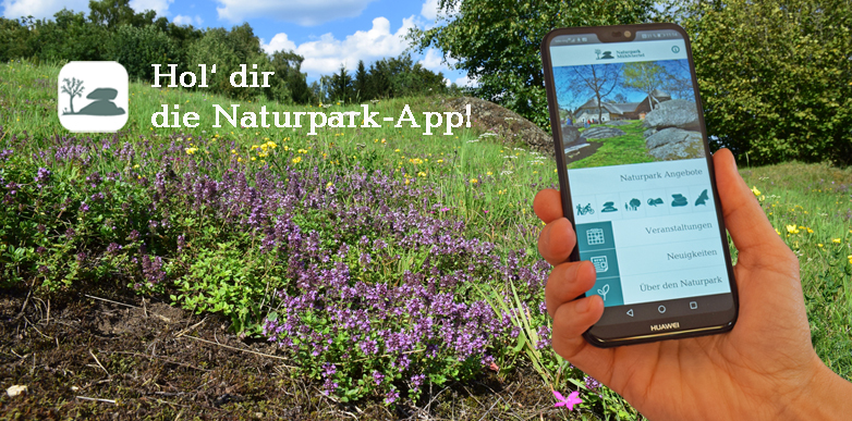 Hol dir die Naturpark_App_Foto_Wahl